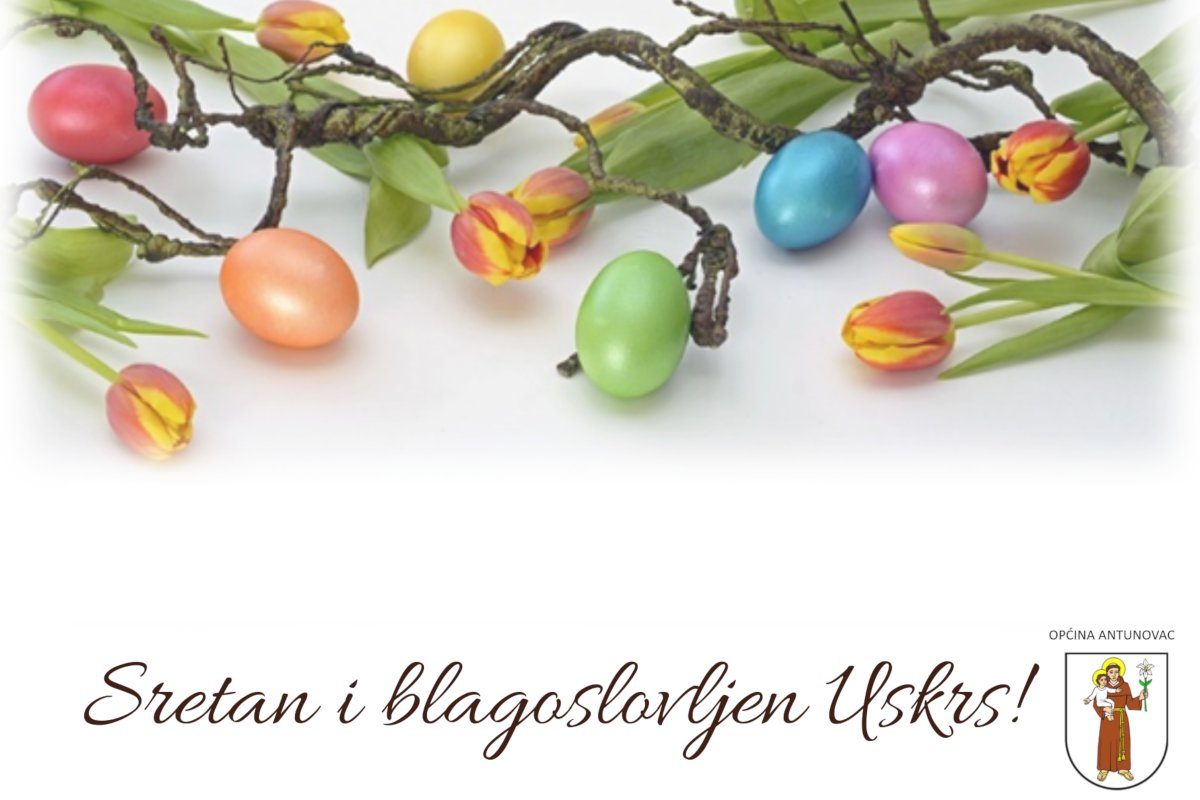 Uskrs čestitka