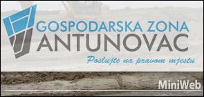 Gospodarska zona Antunovac
