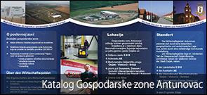 Katalog gospodarske zone Antunovac