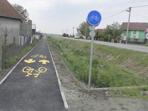 Općini Antunovac odobren projekt biciklističke staze kroz naselja Antunovac i Ivanovac