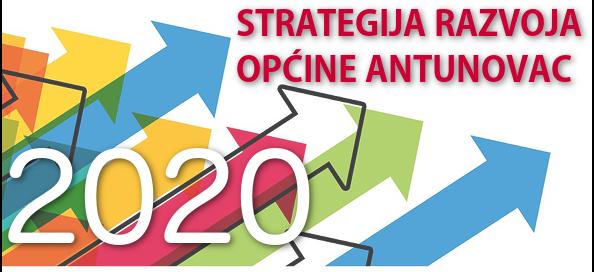 Strategija razvoja općine Antunovac 2020